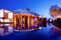 Villa mit Pool im Hotel Banyan Tree Al Wadi Ras al Khaimah