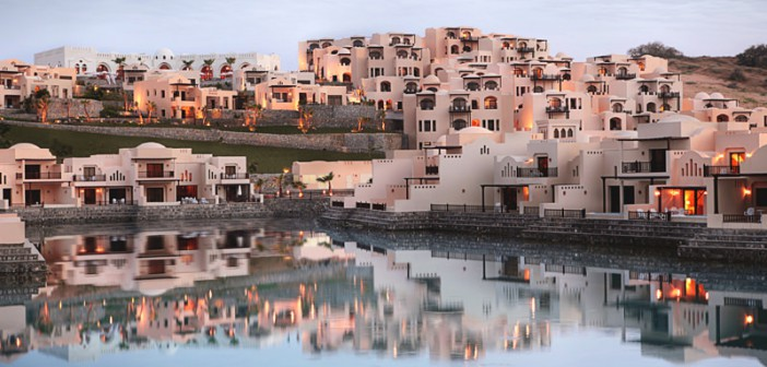 Villen im Cove Rotana Resort