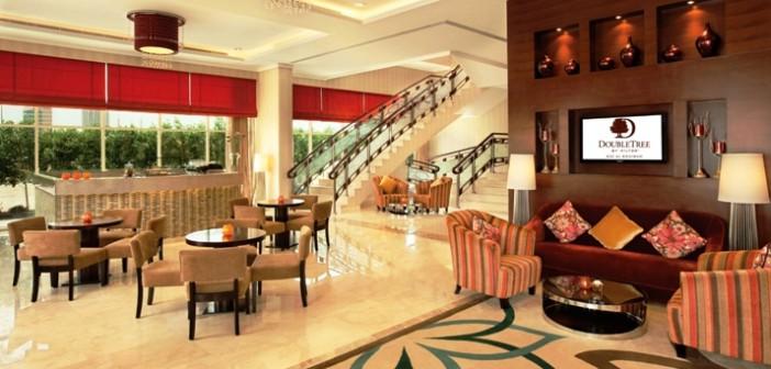 Lobby des Hotels DoubleTree by Hilton Ras al Khaimah