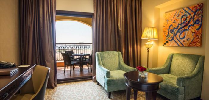 Superior-Zimmer im Marjan Island Resort
