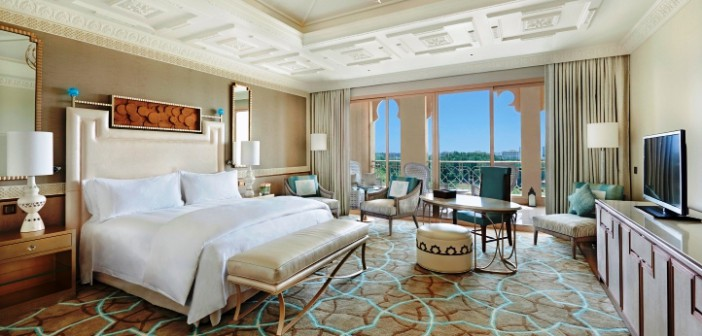 Zimmer im Waldorf Astoria Ras al Khaimah