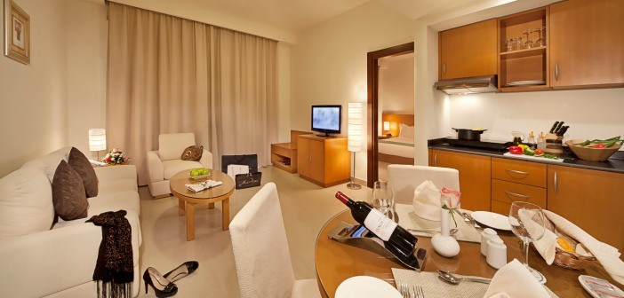 Appartement im Acacia Hotels Ras al Khaimah