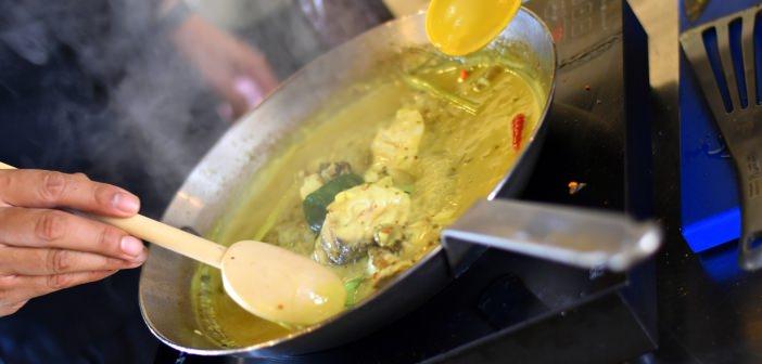 Fischpfanne im Soul Food Kochkurs