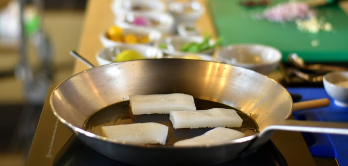Soul Food Banyan Tree al Wadi - gebratener Fisch