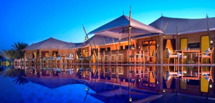 Hotelpoll im Banyan Tree Ras al Khaimah