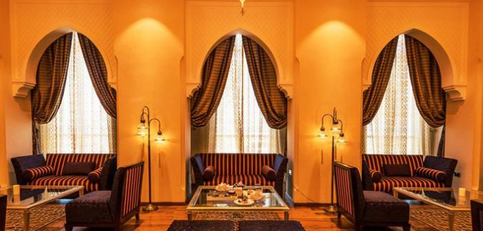 Al Majlis Lounge im Marjan Island Resort