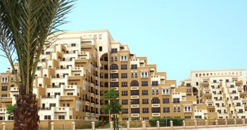 Das Hotel Rixos Bab al Bahr